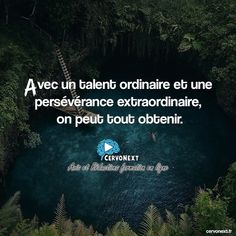 Avec un talent ordinaire et une persévérance extraordinaire on peut tout obtenir. - http://cervonext.fr/ - Follow : @cervonext