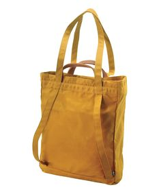 Versatile Tote Pack - can be carried on the shoulder, by hand, or as a backpack…