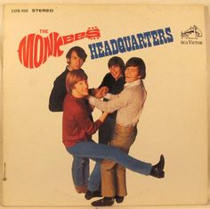 The Monkees - Headquarters.  RCA Victor, 1967.