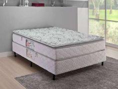 Colchão Castor Casal Mola 138x188cm - Sleep Basic Comfort com as melhores condições você encontra no Magazine Shoudemoveis. Confira!