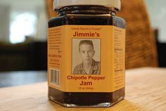 Jimmie's Chipotle Pepper Jam - 1 Points + - LaaLoosh