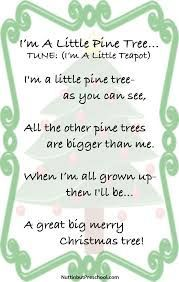 Image result for preschool christmas songs on christmas trees