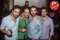 una noche de antro en Vallarta, donde obviamente la elección fue Barra Bar!