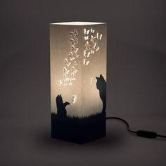 Lampada da Tavolo Kitten | W-LAMP    https://www.wellmade.store/collections/illuminazione
