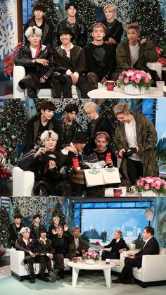 BTS on The Ellen Show ~❤️