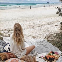 ☼ ☾ Beach