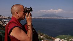 The documentary Monk With A Camera follows Nicholas Vreeland, born to New York socialites, who has been a Buddhist monk for decades.