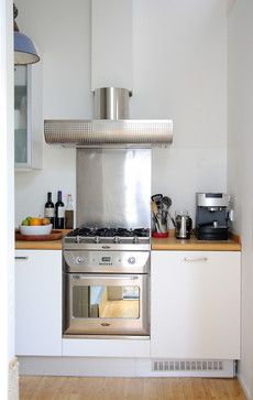 The home of Aafke eclectic kitchen