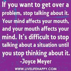 We said, Joyce!! I love her!