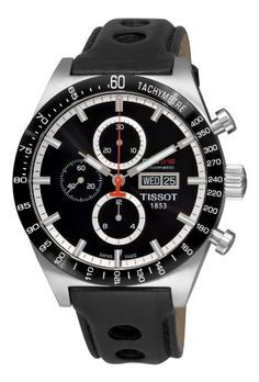 Best Watches, Discount $474.50 (32%) - Tissot Men S T0446142605100 T Sport Prs516 Automatic Black Day Date Dial Watch - Buy Now only $1,020.50 USD for 5 Items Available In Stock - Usually ships in 1-2 business days