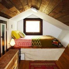 Under the Eaves: 10 Arresting Attic Rooms