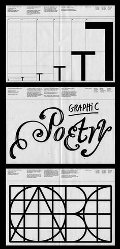 Graphic Poetry