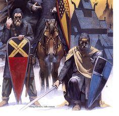 Bloodthirsty Viking Warriors