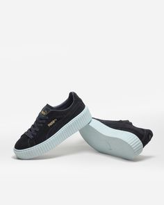 Naked - Supplying girls with sneakers - Puma Suede Creepers 005 | NAKED