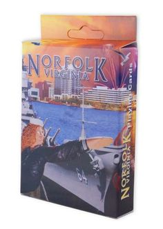 PRNV1 Playing Cards Norfolk Photos