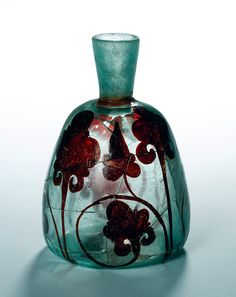 Egyptian glass 9th century