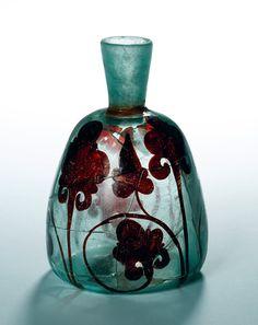 Egyptian glass 9th century