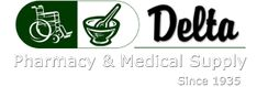 Delta Pharmacy & Medical Supply: Locally owned and operated since 1935, Delta  accepts all insurance plans and guarantee the lowest cash price. Along with prescription processing, it specializes in medical equipment, diabetic supplies, and compounding.  8437615255 402 E. Main St Moncks Corner, SC 29461