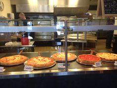 Pizza bar Up & Running!