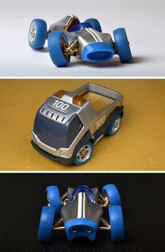 Enduro - Toy Cars Built for Tough Drivers |100% Sustainable by ThoughtFull Toys — Kickstarter