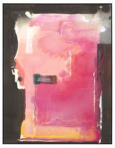 stuff-for-penthouses: Helen Frankenthaler Morpheus, 1988