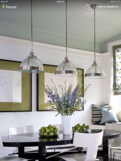 House of Turquoise: Blue Painted interior design 2012 interior design designs