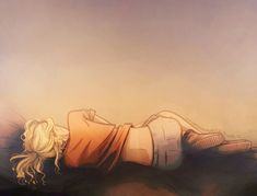 """anxiouspineapples: """"In quiet moments when no one would miss her, Annabeth would sneak away to cabin three where the bed sheets still smelled like Percy and the light was thick and slow like it was falling though ocean water. She would close her eyes... #BedSheets"""