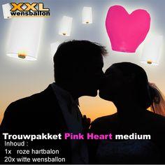 Pink Heart Medium