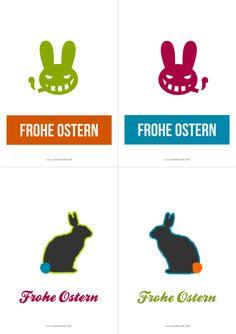 Osterkarten 2014