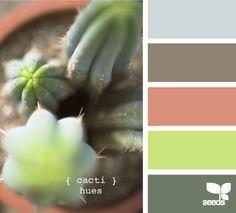 Cacti tones