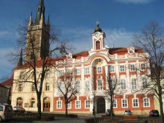 Seven Years' War, Okapi, Heart Of Europe, Czech Republic, Prague, Trail, Mansions, House Styles, Manor Houses