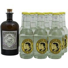 Monkey 47 Gin Tonic Set