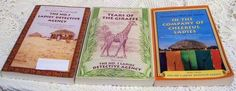 THE NO. 1 LADIES DETECTIVE AGENCY + TEARS OF THE GIRAFFE BEST + 1 Other Mystery