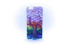 Carcaza Pintura Arbol Iphone 4 / Iphone 5 / Iphone 6 — HighTeck Store