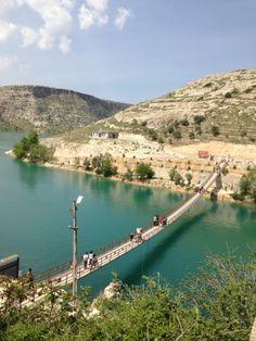 Şanlıurfa-Halfeti-Fırat Nehri