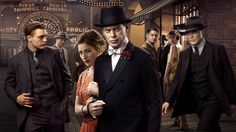 """Boardwalk Empire- Steve Buscemi plays """"Nucky Thompson"""", a notorious gangster of the that ran the country with their alcohol sales during prohibition. Steve Buscemi, Martin Scorsese, Tom Hanks, Downton Abbey, Live Action, Boardwalk Empire Season 1, Amazon Prime Tv, Terence Winter, 1366x768 Wallpaper"""