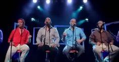 Estos seis cantantes se unieron para cantar una de mis canciones favoritas