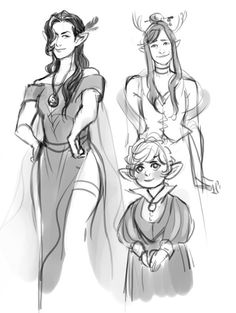 The Ladies of Critical Role