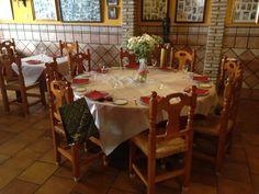 Mesa del cumpleaños, en #marisco La Gamba de ORO Domingo 13/10