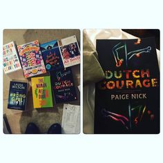 Stella Ramage #DutchCourage    View on Instagram Totally winning selection tonight at Bookclub and I made off with what's sure to be nothing but fun! @amillionmilesfromnormal can't wait to start xxx