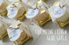 Karos Kreativkram: Für alle Goldschätze :-)