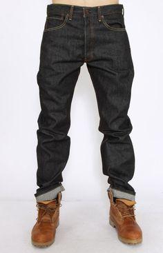 Levi's Jeans, 501 Jeans - Black - Levi's Jeans - MOOSE Limited