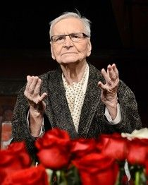 Romanian Radu Beligan, former President of the International Theatre Institute, officially declared oldest active actor in the World.