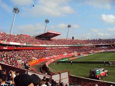 Sport Club Internacional - Gigante da Beira-Rio em Porto Alegre