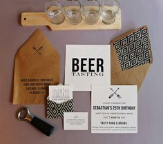 craft beer tasting parties free invite