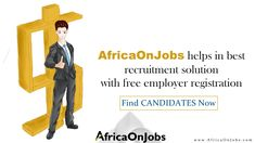 Best sites to find Jobs in Africa. You can search new jobs in Africa covering Executive Jobs Africa. Jobseekers can apply to the top Employer companies. Free Job Posting, Hiring Employees, Executive Jobs, Best Sites, Find A Job, Job Search, New Job, Free Resume, Ghana