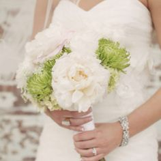 Love the big white flowers and mix with hydrangeas.