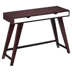 I pinned this Brunswick Console Table from the Sunpan Modern Home event at Joss and Main!