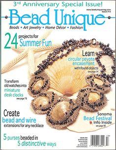 Price: $4.47. 013 Bead Unique Magazine, Issue 13 (Like New)
