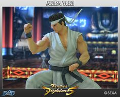 Virtua-Fighter-5-Akira-Yuki-Statue-First-4-Figures-15